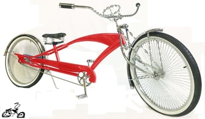 Adjustable Stretch Cruiser - RED