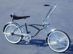 LovelyLowrider SuperWheel - Black