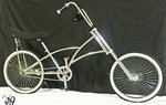 Chrome Chopper Bicycle