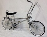 Lovelylowrider Longy - Chrome