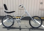 High Back Fat Tire Chopper PRIMER