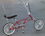 Lowrider Chopper Bicycle Z