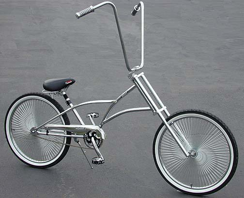 Hogrider Chopper Bicycle For Adults