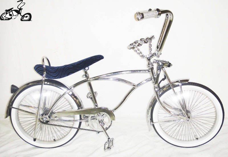 Upgraded Micargi Prince Lowrider With Bicycledesigner Parts