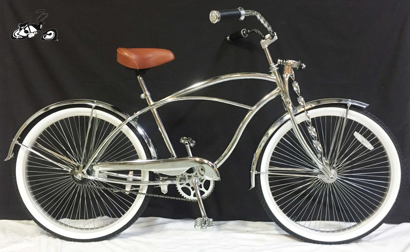 Twisty Cruiser Bicycle For Men 26 Quot