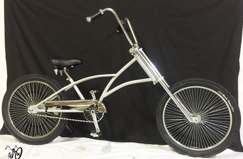 Chopper Bicycle With 3 Quot Fat Tires