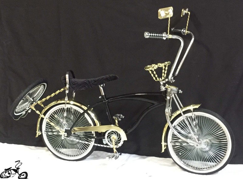 Deluxe Lowrider Bicycle