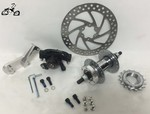 Rear Wheel Disc Brake Conversion Kit 1