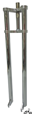 "28"" Chopper Fork 1"" Threaded"