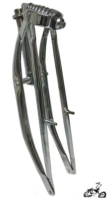 "26"" Straight Springer Fork - VBRAKE"
