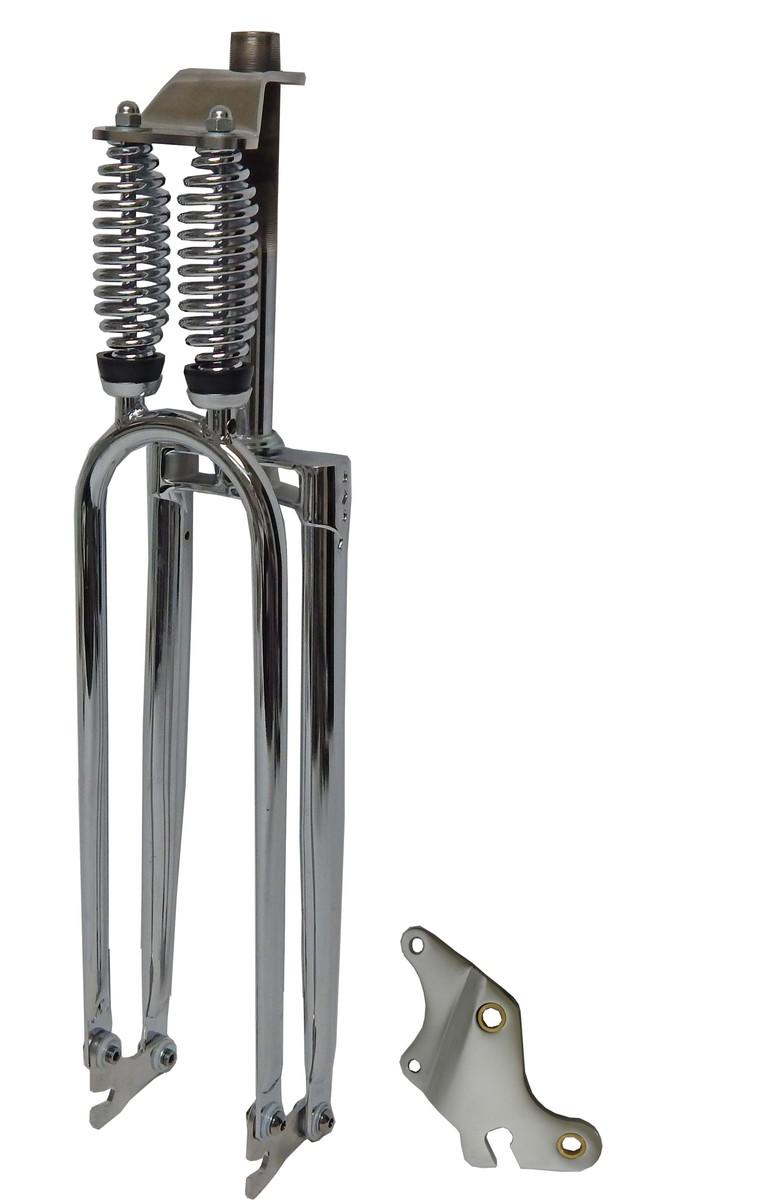 Monark Style Cuda Double Springer Fork