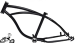 "Lowrider Bike Frame 20"" - BLACK"
