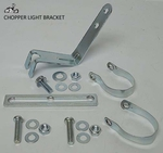 Chopper Light Bracket - Bendable