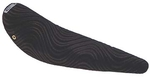 "20"" Bicycle Banana Seat Veloure BLACK"