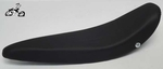 "26"" Bicycle Banana Seat Waterproof BLACK"