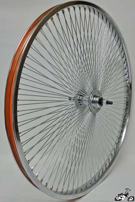 "Flip Flop Disc Brake Wheel - 26"" 140 Spoke"