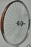 "Flip Flop Disc Brake Wheel - 26"" 68 Spoke"