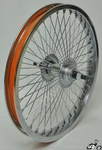 "Flip Flop Disc Brake Wheel - 16"" 68 Spoke"