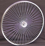 "26"" 68 Spoke Front Wheel CHROME"