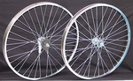 "26"" 36 Spoke Coaster Wheel Set - HEAVY DUTY"