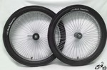 "24"" x 3"" Fat Tire Wheel Kit"