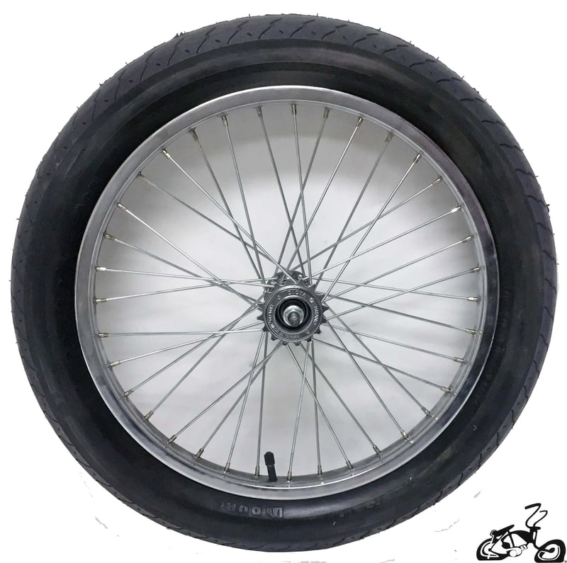 20 Quot 36 Spoke Fat Tire Rear Free Wheel