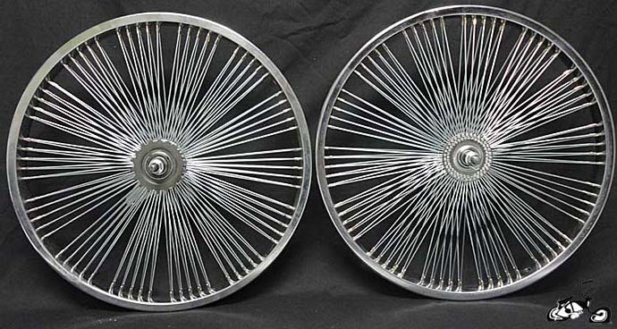 Lowrider Bicycle Fan Wheels 20 Quot 140