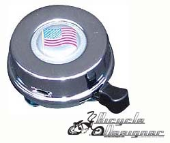 Cruiser Bicycle Bell - AMERICAN