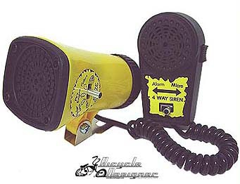 Electric Bicycle Horn