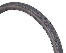 "26"" X 2.125"" Bicycle Tires ALL BLACK"