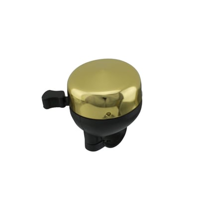 Bicycle Bell Gold