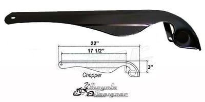 Chopper Chainguard BLACK