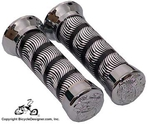 Deluxe Bicycle Grips SWIRL