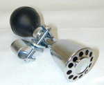 Bicycle Small Horn CHROME