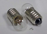 Bullet Light Bulb Incandescent (pair)