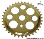 36 Tooth Sprocket Lucky 7 GOLD