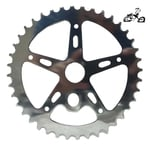36 Tooth 5 ARM Sprocket CHROME