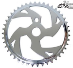 44 Tooth Sprocket Tornado CHROME