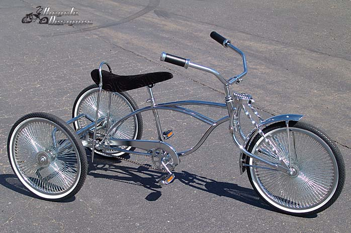Tricycle Bike Parts : Bicycle parts and trikes