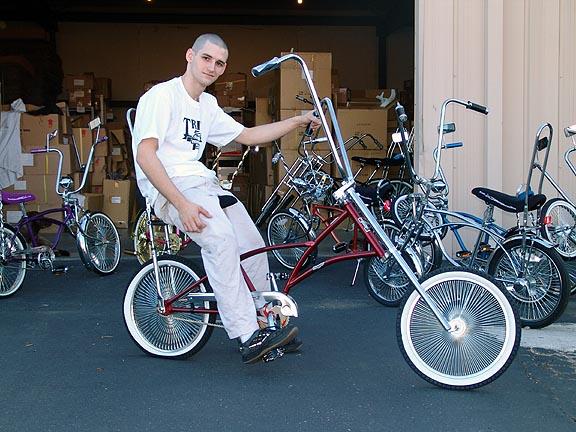Lowrider Chopper Rider