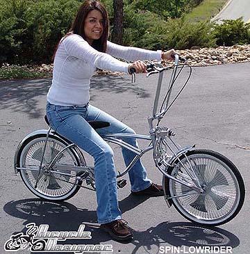 Spinning Wheel Lowriders