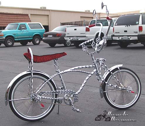 Birdcage Lowrider Bike