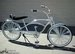stretch cruiser bicycle