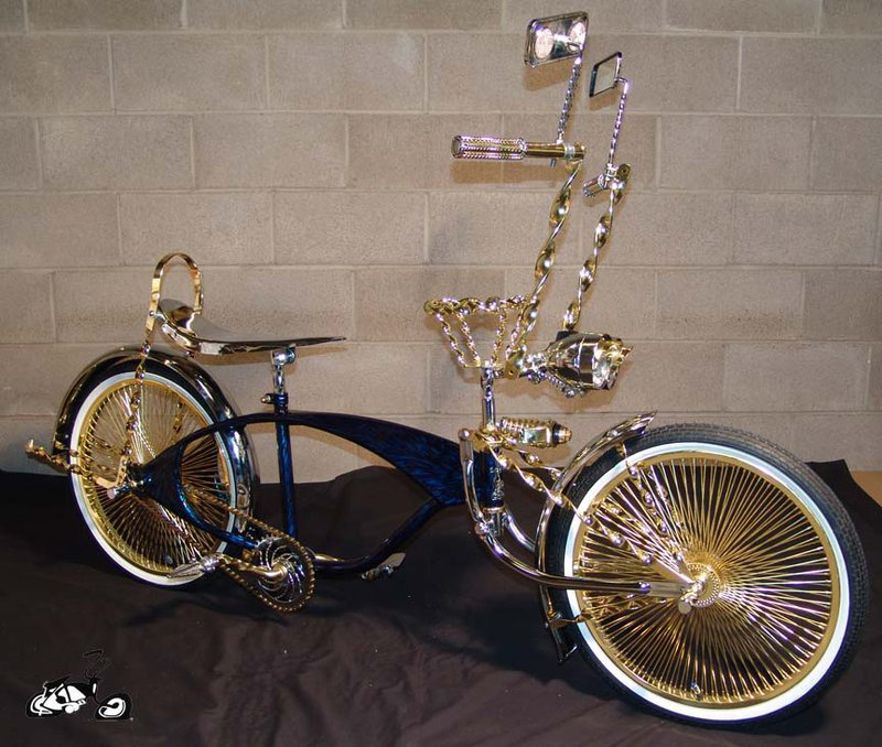 Photo Collection Lowrider Bikes Cars 70s