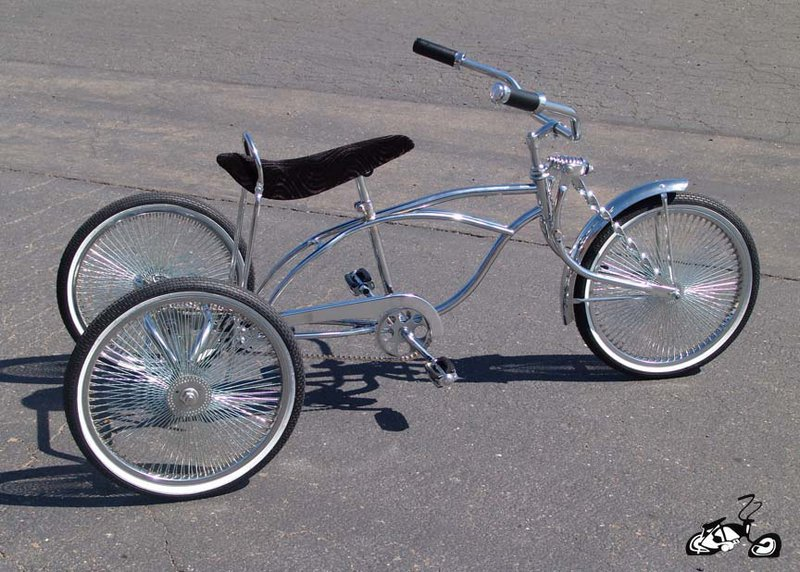 Tricycle Bike Parts : Trikes