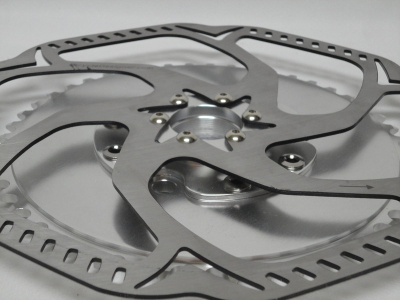 Re Rear Hub That Can Hold A Sprocket As Well The Disc Rotor