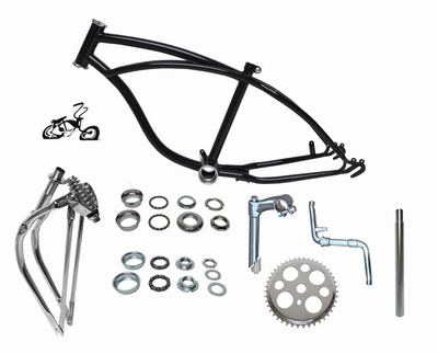 Engine Kit Parts further Girder Forks in addition Cycle Lab Mountain Bikes Road Bikes Bicycle Accessories as well 4 Stroke Mag o Mag also Stretch Cruiser Z1 Chrome. on motorized bicycles kits