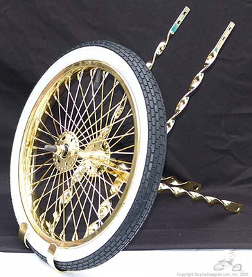 Lowrider Continental Kit GOLD