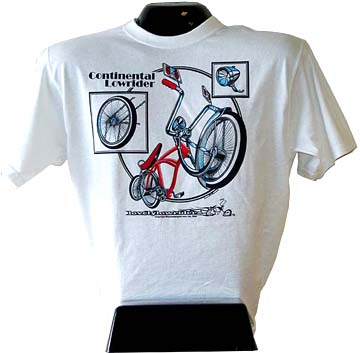 Tee Shirt - Continental Lowrider