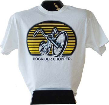 Tee Shirt - HogRider Chopper